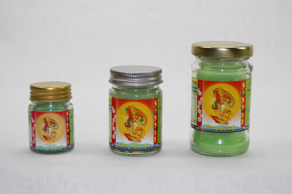 Thaise Kruiden Balsem Groen
