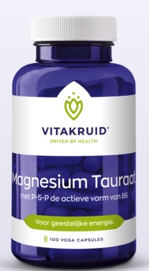 Magnesium Tauraat met P-5-P